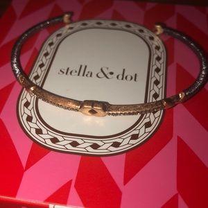 Stella & Dot Jewelry - Stella & Dot Resilience Cuff - Rose Gold